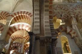 La mezquita de Cordoba (Crédit : Elsa Hellemans)