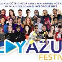 Le Play Azur 2017 : un festival de créativité et de diversité dans l'univers de YouTube