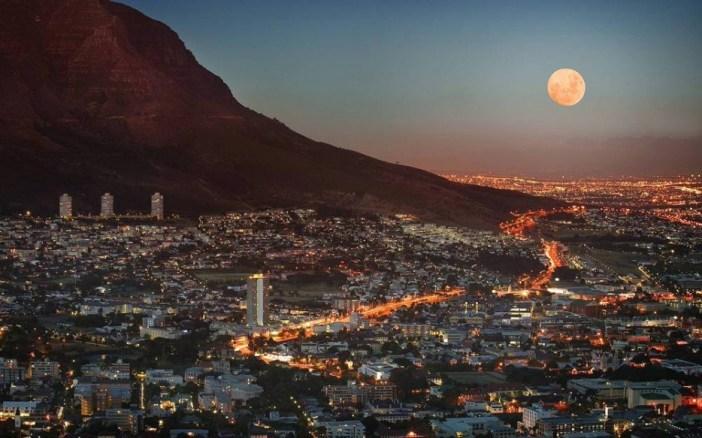 ケープタウン 南アフリカ (3)