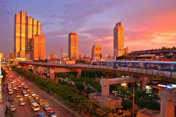 バンコク タイ (1)