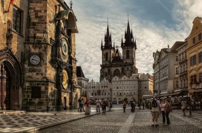 プラハ、チェコ共和国 (3)