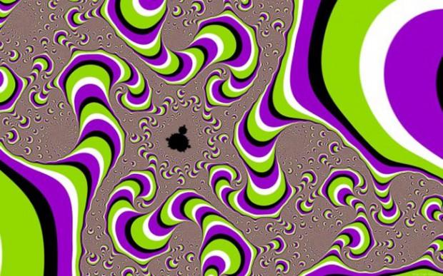 錯覚実験 (9)