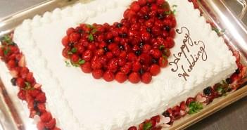 ウエディングケーキ史上最も怖いケーキ
