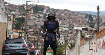 サムライinブラジル