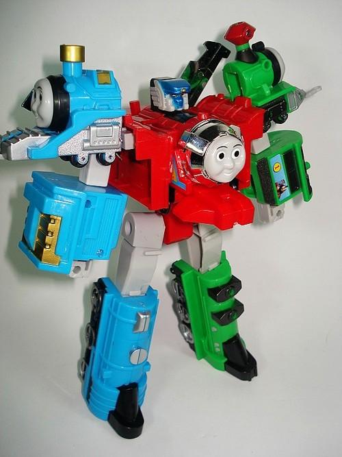 トーマスロボット