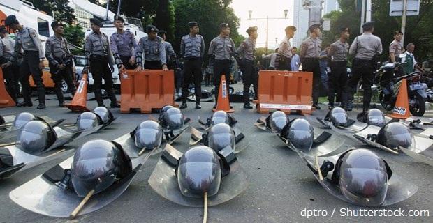 ジャカルタで起きた自爆テロ、「...