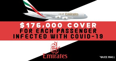 COVID-19 cover from Emirates
