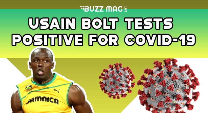 Usain Bolt tests positive for Coronavirus after a birthday party