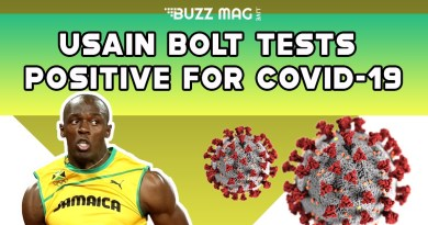 Usain Bolt tests positive for coronavirus