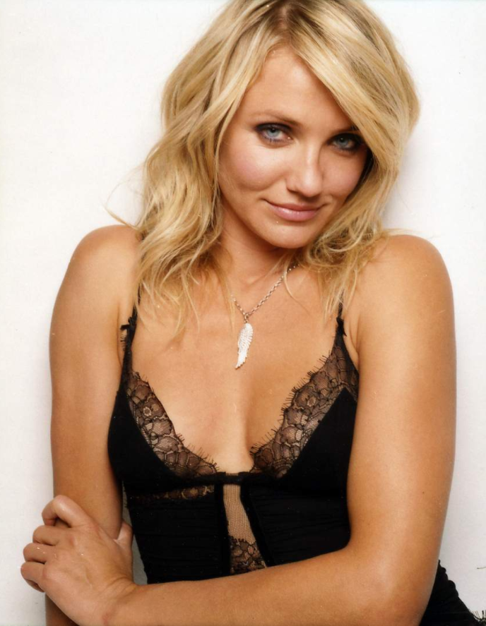 Cameron Diaz  - Rudest and meanest Celebrities