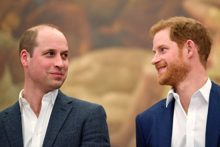 Prince William wants to reunite privately with Prince Harry
