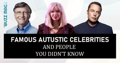 10 Celebrities with Autism you didn't know: Autistic celebrities