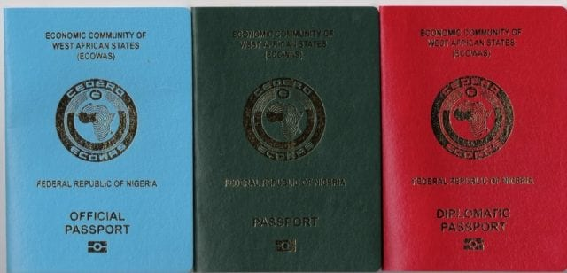 Nigerian passport e1428678913548 640x308 - FG to tackle drug, substance abuse in Nigeria-Official