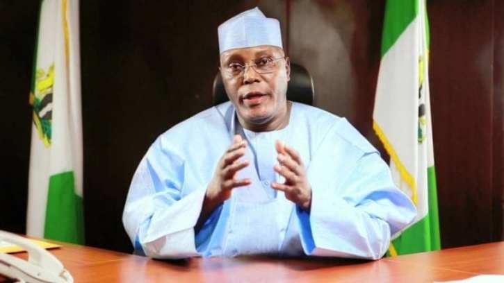 Image result for pictures of Atiku Abubakar  APC ORDERS POLICE, DSS TO ARREST AND INVESTIGATE ATIKU…SEE REASONS Atiku Abubakar e1430380568334 640x360