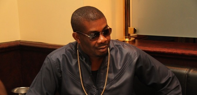 Don Jazzy - Top 10 Richest Musicians in Nigeria 2018 and Their Forbes Net Worth
