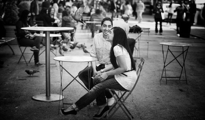 laugh-couple-bird-love-date
