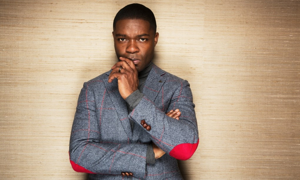 David Oyelowo is a British actor. He has played supporting roles in the films 'Rise of the Planet of the Apes' ,'Middle of Nowhere', 'Lincoln' and garnered praise for portraying Louis Gaines in 'The Butler'. On television , he played M15 officer Danny Hunter in the British series 'Spooks'. In 2014, Oyelowo played Martin Luther King, Jr in the biographical drama film ' Selma', for which he received a Golden Globe for Best Actor. David Oyelowo is photographed at the Corinthia Hotel in central London, England.