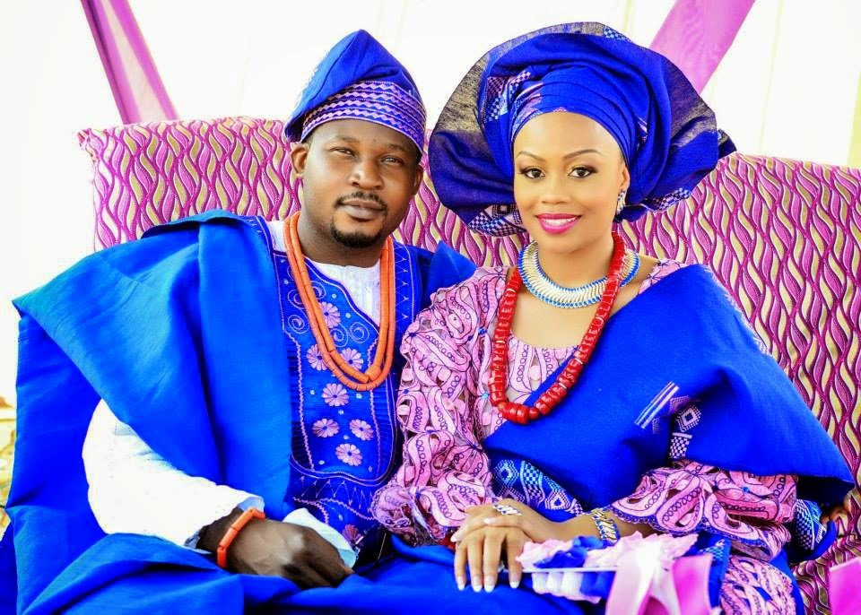 Wedding Attire Nigeria