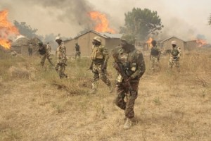 Image result for Customs intercepts fuel meant for Boko Haram along Sambisa forest