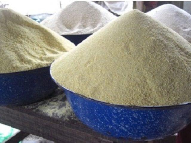 Price of garri remains stable in Enugu major markets