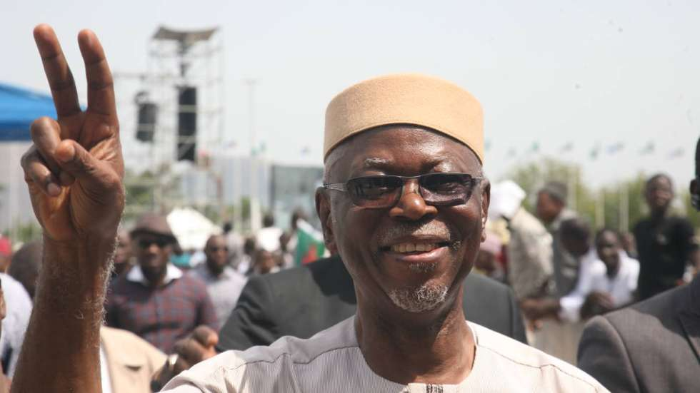 Image result for John Oyegun