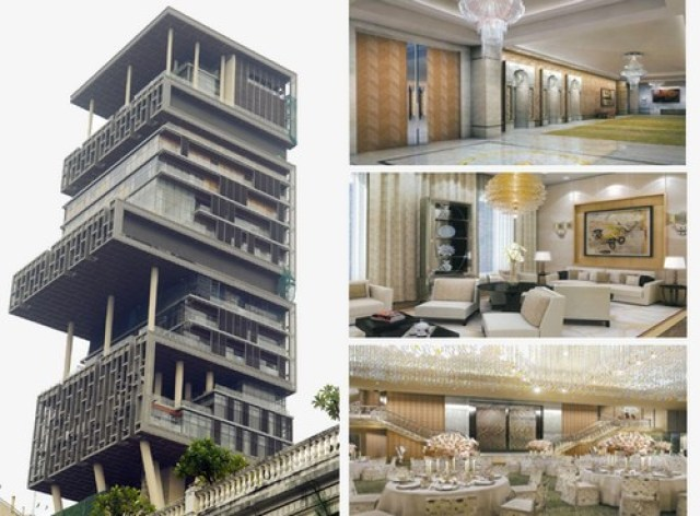 Antilla-Luxurious-House-India