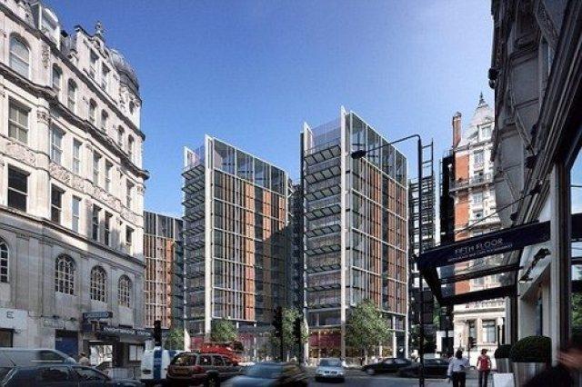 Penthouse-in-London