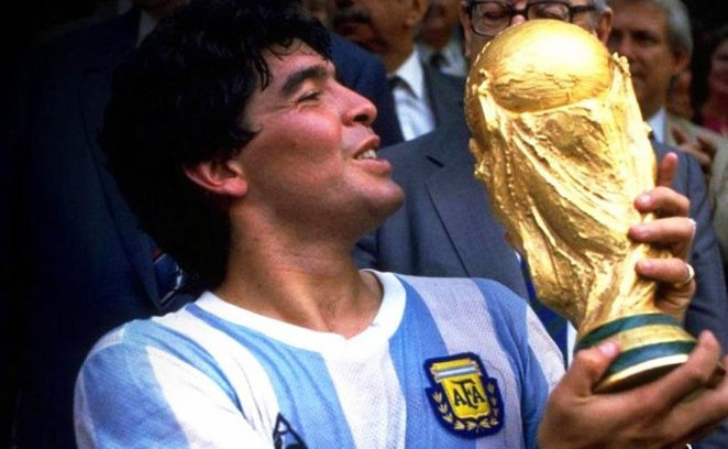 Doping Diego Maradona