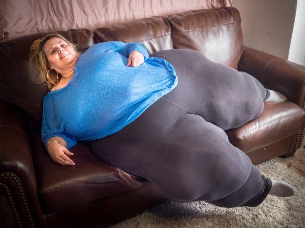 Bobbi-Jo Westley, Woman Who Wants The World's Biggest Hips