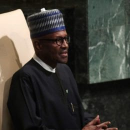 Anti-Corruption War: President Buhari Says Nigerians Can Never Be Satisfied