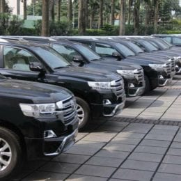 Nyesom Wike: Rivers Buys N484m SUVs For Lawmakers Despite Owing Pensioners