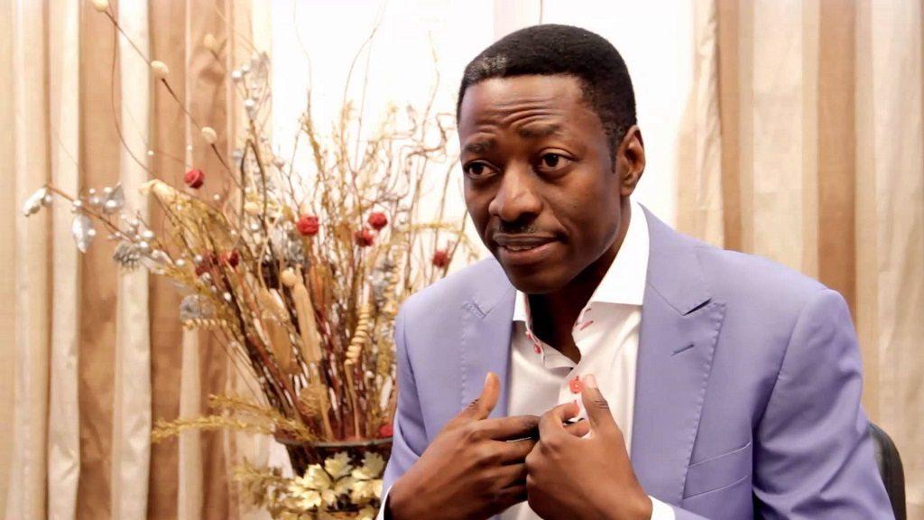 Senior Pastor Daystar Christian Centre Lagos Sam Adeyemi