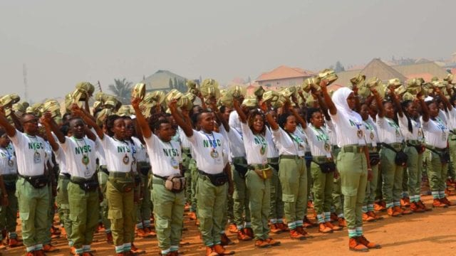 NYSC 640x360 - NYSC DG tasks corps members on patriotism, selflessness