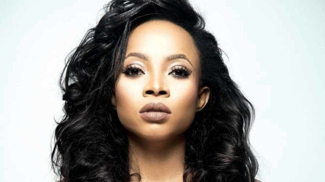 Nigerian Radio Personality, Toke Makinwa, Advises Couples To Walk Away From Abusive Marriages