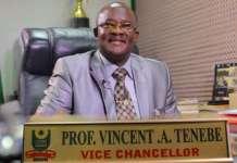 Alhaji Fasasi Adekunle President Fishermen Association Lagos State