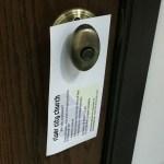 S. N'Son Printing | Doorhanger