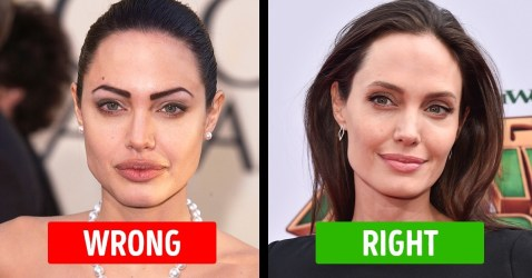 Which Eyebrow Type Is Perfect for Your Face Shape