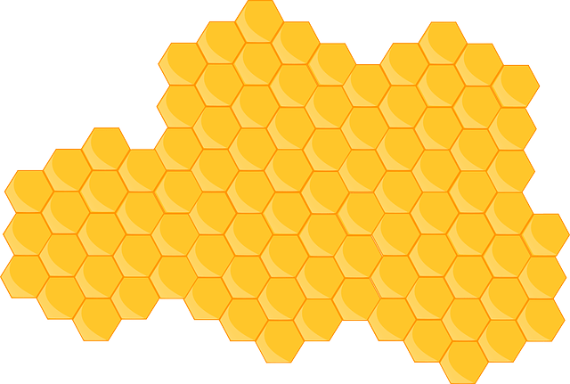 some honeycomb