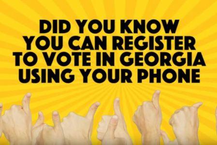 Register to Vote Georgia 2020