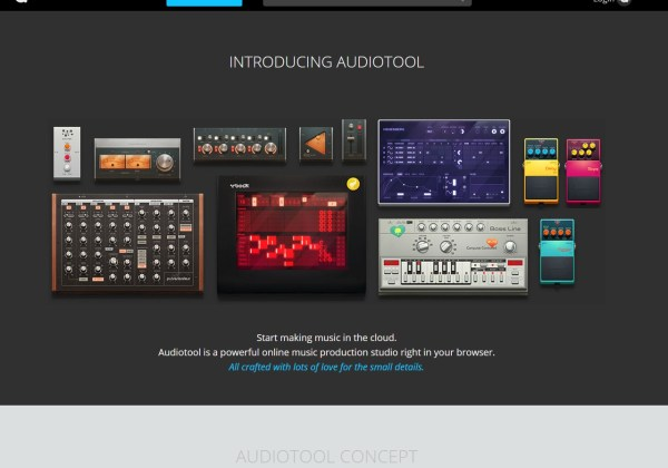 Product Overview - Audiotool