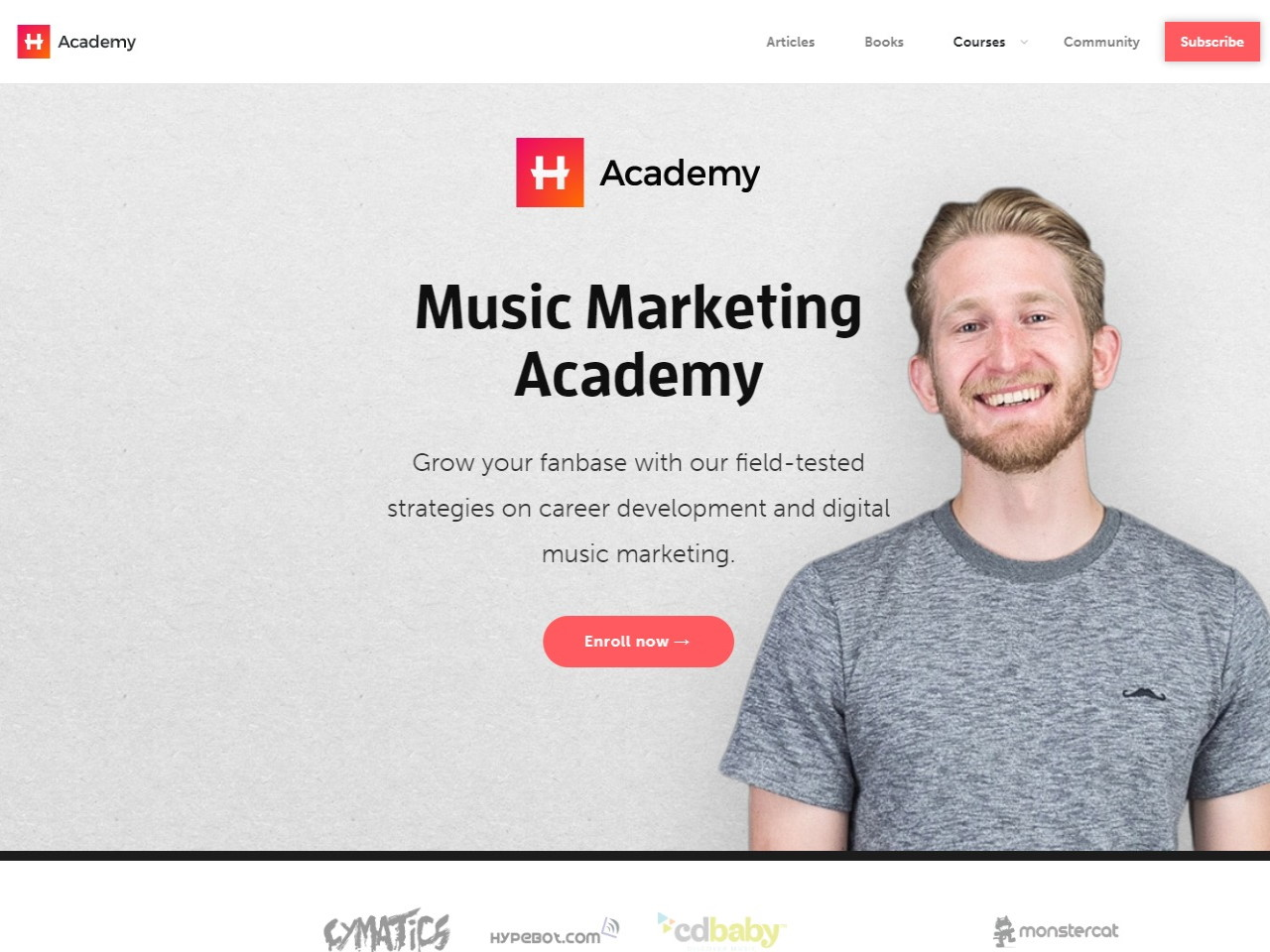 Heroic Academy - Music Marketing Academy