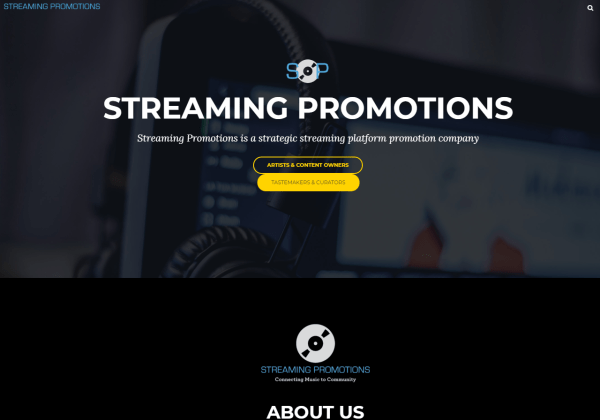 streaming promotions
