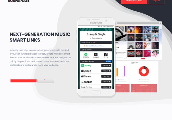 soundplate clicks