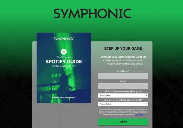 The Ultimate Spotify Guide for The Music Industry