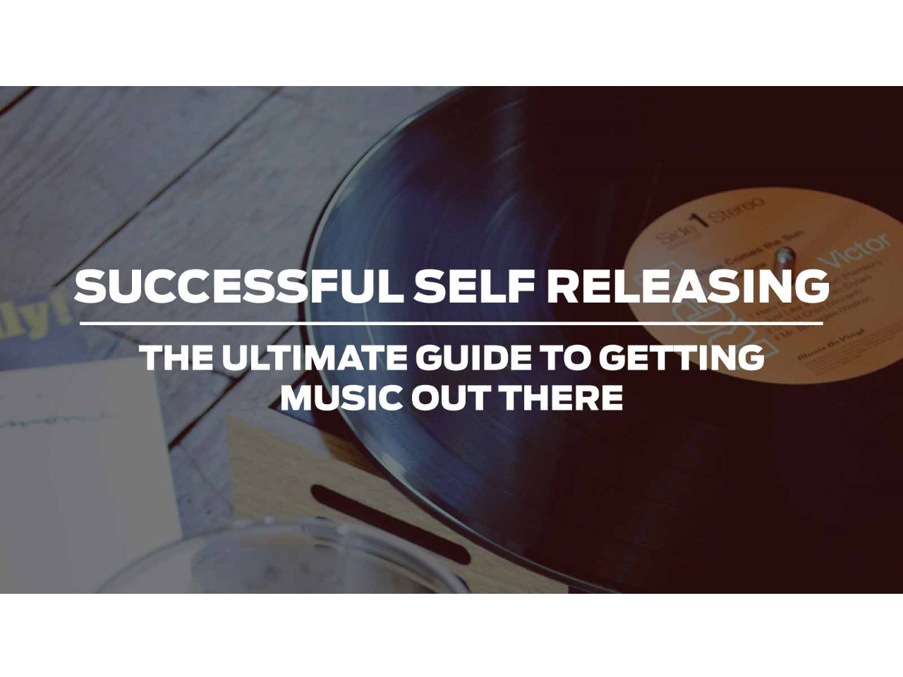 successful self releasing music course