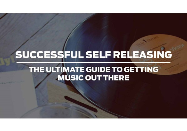 successful self releasing music course