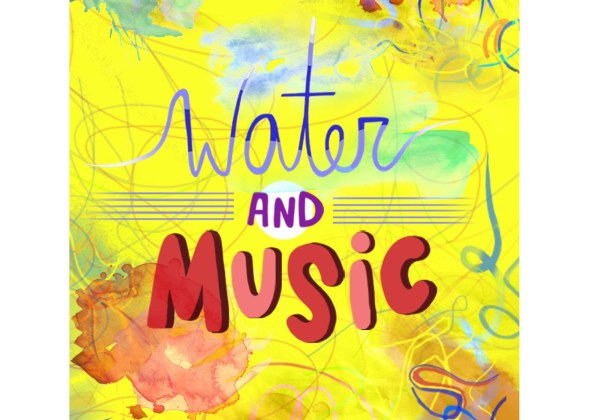 water and music podcast with cherie hu