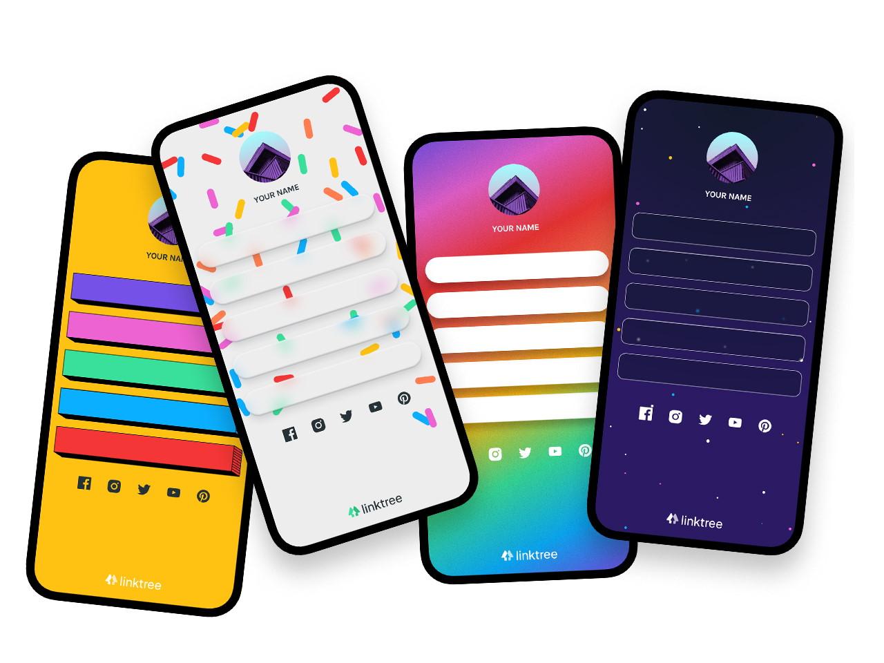 linktree social sharing tool