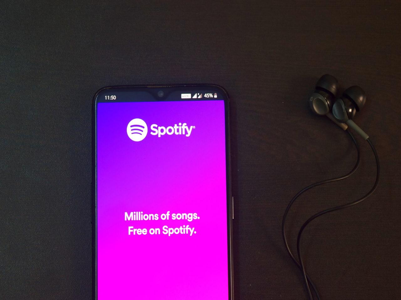 Spotify preferred distributors list