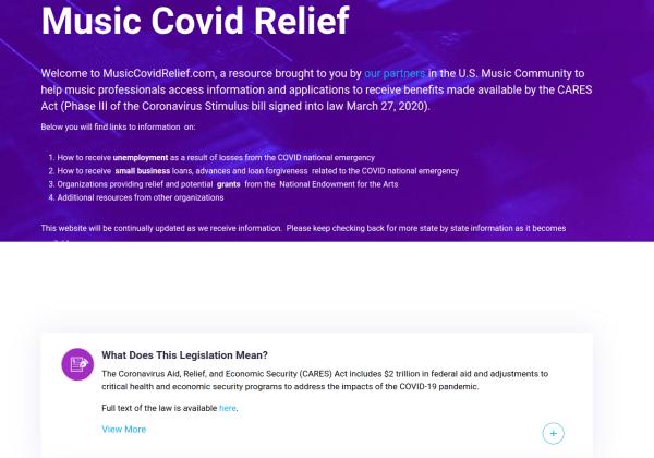 usa-music-covid-relief